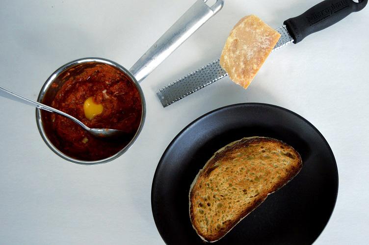 Breakfast Bruschetta - Ready to Go
