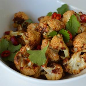 Kung Pao Cauliflower - Dish