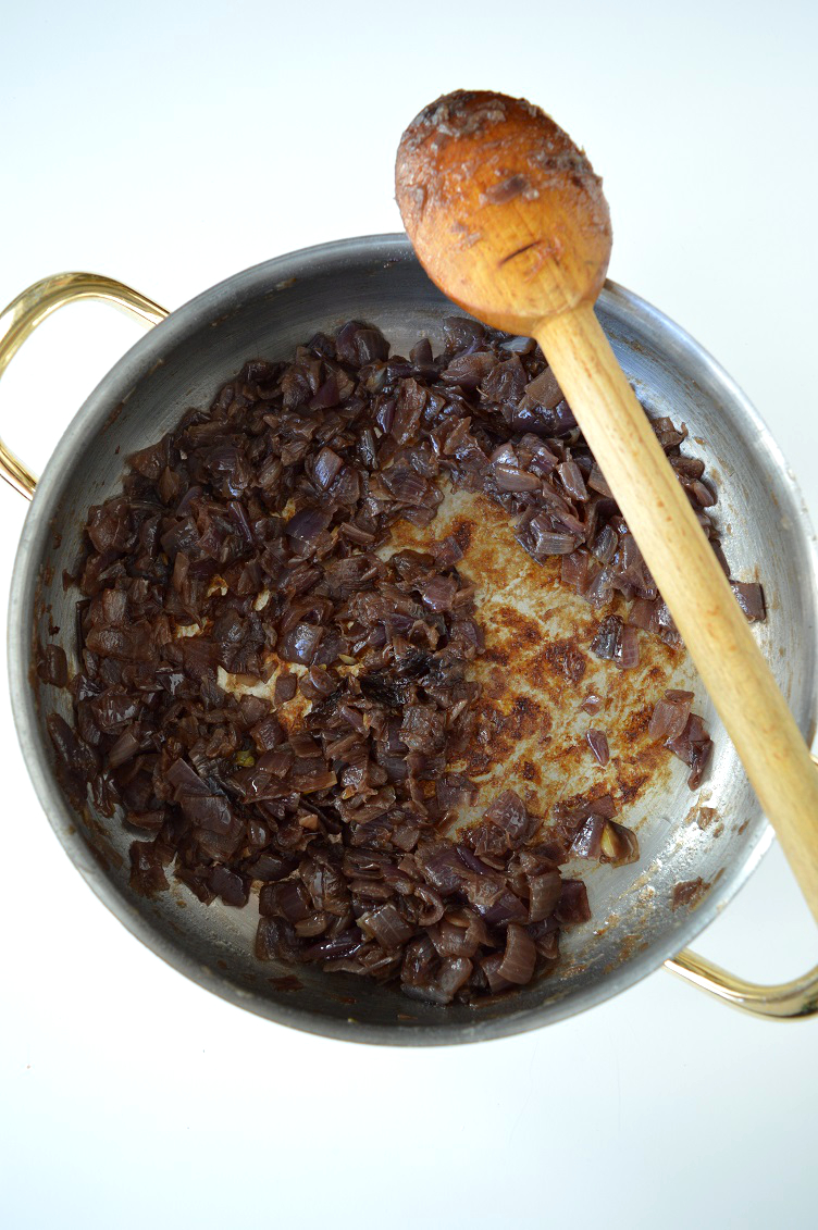 Curry Made Easy - Caramelized Onions