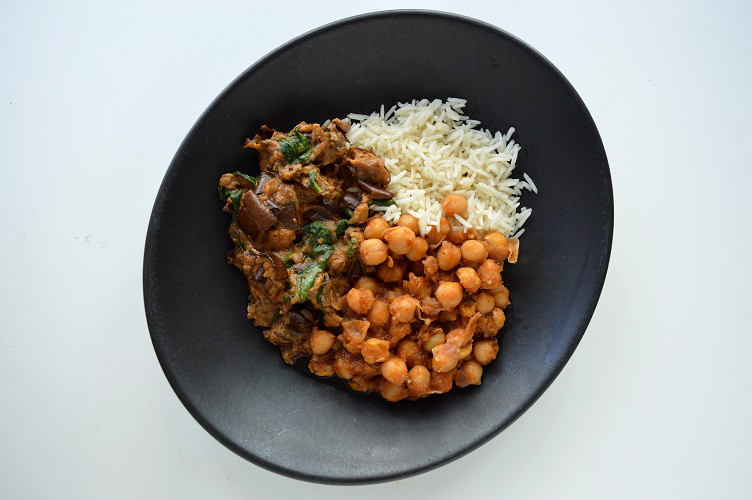 Curry Made Easy - Plate of Curry